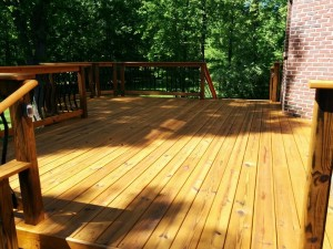 1234me Power Washing Deck Restoration