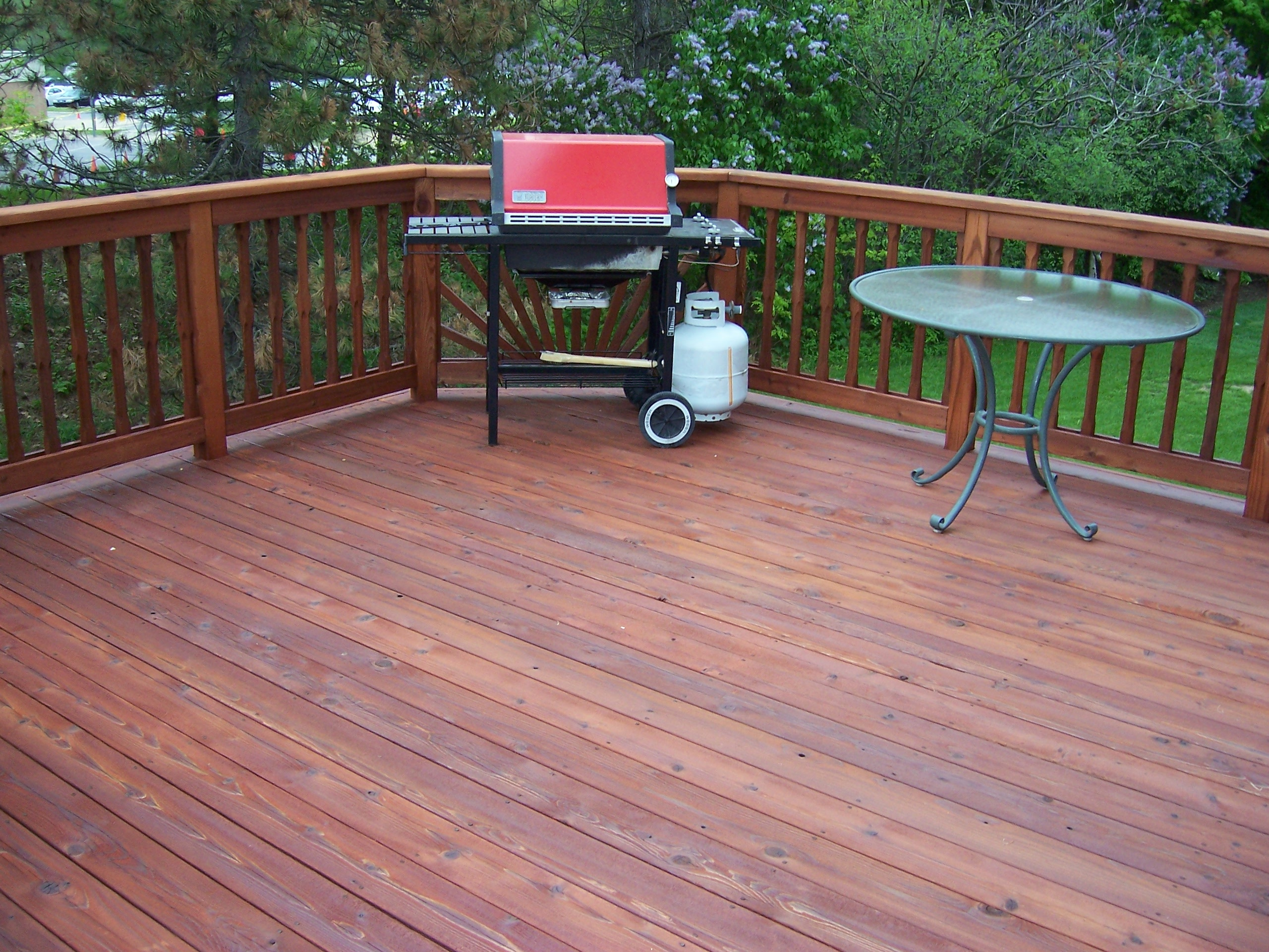 Twp Deck Stain Redwood